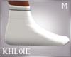 K white male socks