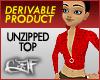 Unzipped Top
