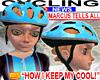 Team IMVU Bicycle Helmet