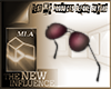[MLA] Glasses pink