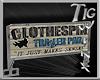 TWx:Trailer Park Sign