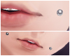 ≡ Cheek Piercing /dev