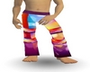 Animated Rave Pants
