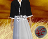 Samurai Outfit Blk&White