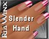 Wx:Slender BCA Pink Tip
