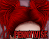 t• pennywise hair