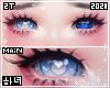 Moon | Eyes unisex