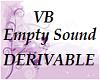  SV Derivable VB / Sound