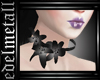 -E- Black Dhalia Gothic