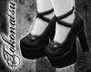 Lolita Shoes Gothic [T]