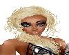Amal Blonde Ponytail