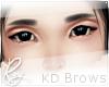 Black Korean Brows
