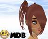 ~MDB~ AUBURN TEFANI HAIR
