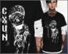 Punk Layered Shirt