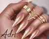 ~A: Glitter Nails