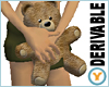 Teddy Bear (F - L hand)