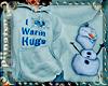 *P* Warm Hugs -Hoody