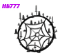HB777 CI Candle Web Wall