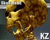 [KZ]Yellow Skull Head