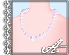 Pearl Necklace~ Pink