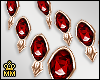 ♚ Romantic Rubies /E