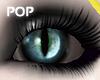 ★ monster eyes blue