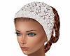 TF* White Hat  Hair