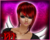 &m Jean Dark Red