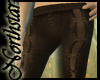 ~NS~ Scout Earth pants