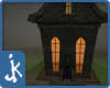 Witches Halloween House