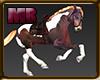 [6V2] HORSE BROWN