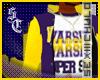 [N.Y]VarSitY jacket}