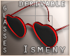 [Is] Heart Glasses Drv