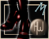 ~HW~ Ruby Hell Boots