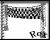 Black-And-White Banner