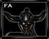 (FA)Armor Helmet F. Gold