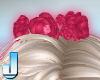 Rose-Pearl Crown Mesh 1