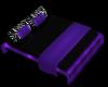 Purple Bed