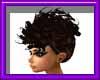 (sm)brown updo curls sty