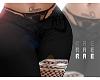 Black Net Jeans Req//RLL