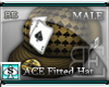 [BE] ACE Fitted Hat Yelo
