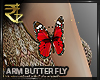 [R] Arm Butterfly