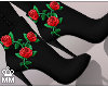 mm. Rosae Booties
