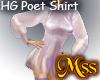 (MSS) HG Poet Shirt