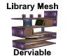[BD] Library mesh