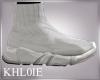 K white kicks