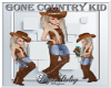 Gone Country Kid Bundle