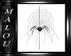 Spider On Web Mesh