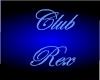 Club Rex Sign