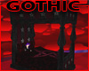 Gothic Bed 4 Posts
